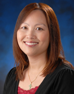Dr. Khanh-Van Le-Bucklin, senior associate dean for Medical Education