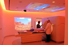 Improving the radiation therapy experience
