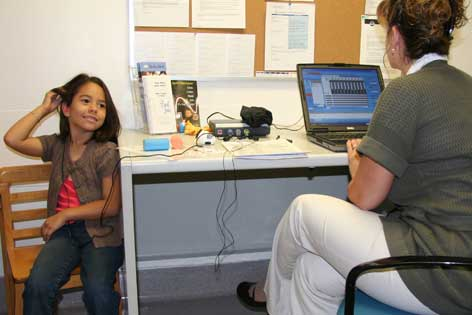 UC Irvine expands options for the hearing impaired