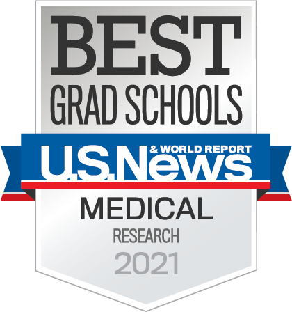 U.S. News & World Report Best Medical School for Research 2021