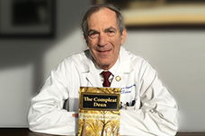 Dr. Ralph Clayman, UC Irvine Health urologist and emeritus dean of the UC Irvine School of Medicine