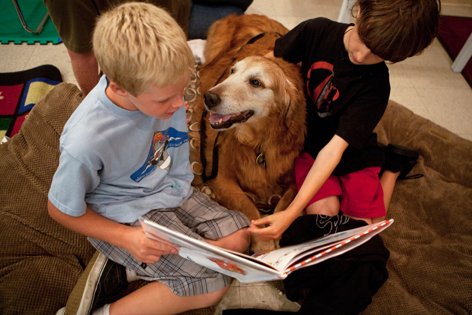UC Irvine study analyzes use of dogs to alter the temperament of children with attention deficity disorder