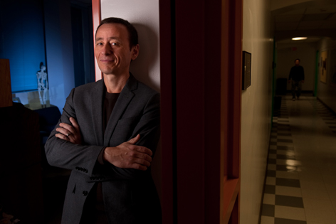 UC Irvine's Ivan Soltesz, chair of anatomy & neurobiology, is recognized as one of the world's leading epilepsy researchers